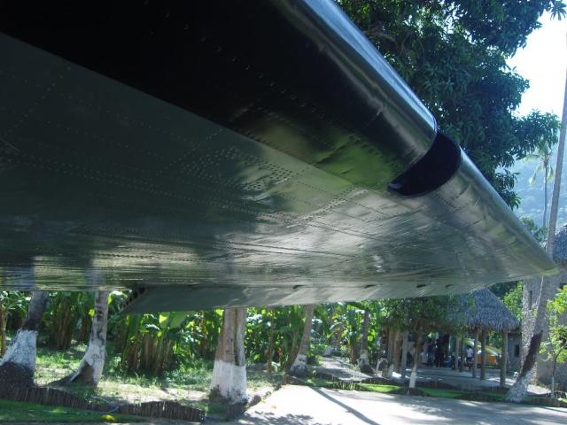 VISITE  UM DC3 EM PACATUBA - CE Pacatu27