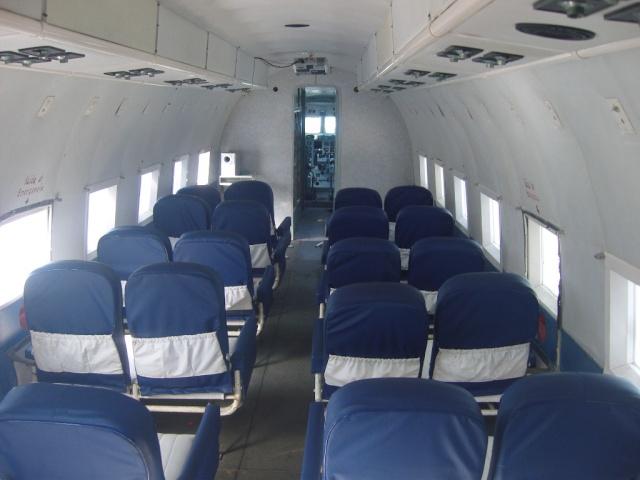 VISITE  UM DC3 EM PACATUBA - CE Pacatu29