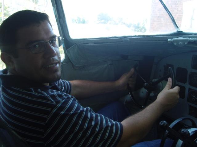 VISITE  UM DC3 EM PACATUBA - CE Pacatu32