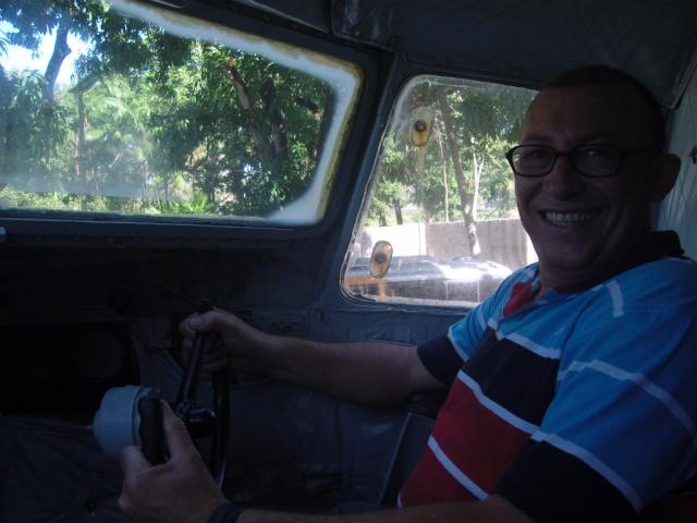VISITE  UM DC3 EM PACATUBA - CE Pacatu33