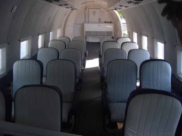 VISITE  UM DC3 EM PACATUBA - CE Pacatu34