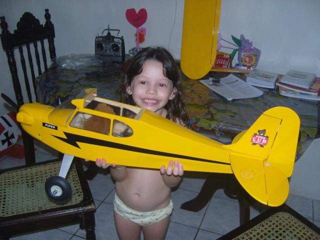 Piper J3 Cub , Um Sonho se realizando ! Piper214