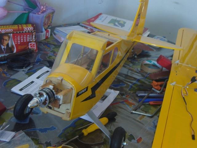Piper J3 Cub , Um Sonho se realizando ! Piper_17