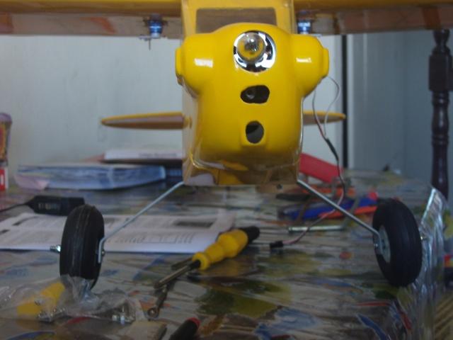 Piper J3 Cub , Um Sonho se realizando ! Piper_20