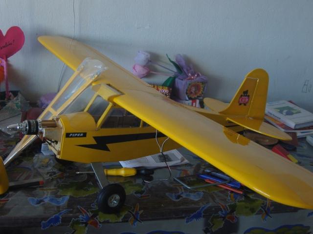Piper J3 Cub , Um Sonho se realizando ! Piper_21