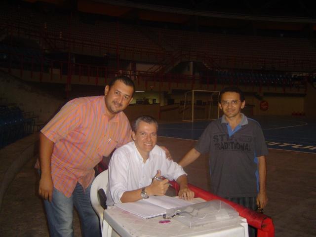 ginasio Paulo Sarasate 23/09/2009 Quarta10