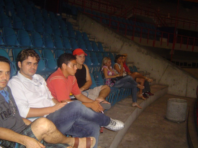 ginasio Paulo Sarasate 23/09/2009 Quarta24