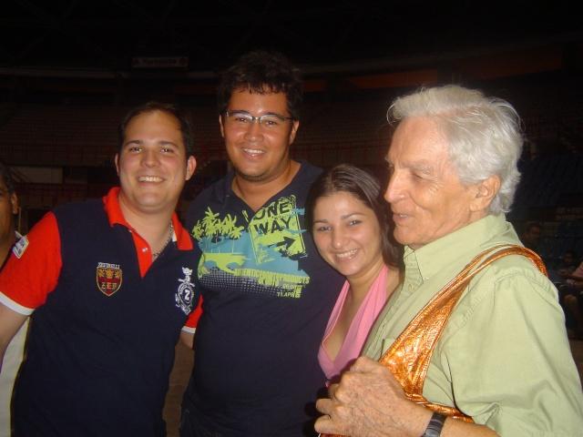 Ginasio Paulo Sarasare 30/09/2009 Quarta40