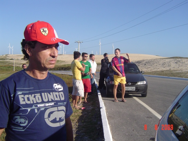 Porto das dunas  -  Sabado - 08/08/2009 Sabado19