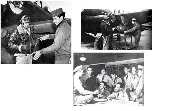 O Ás da Aviação Alemã na Segunda Guerra Mundial que Trabalhou em Natal Sem_ta25