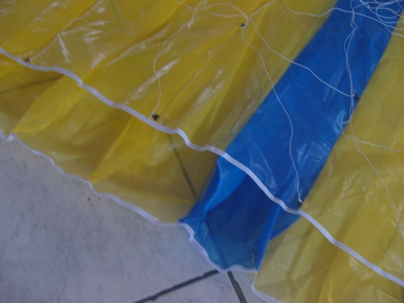 Chegou meu paraglider ( vela) Snv80511