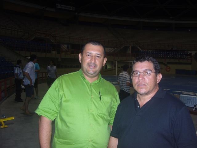 Ginasio Paulo Sarasate  24/06/2009 Snv81016
