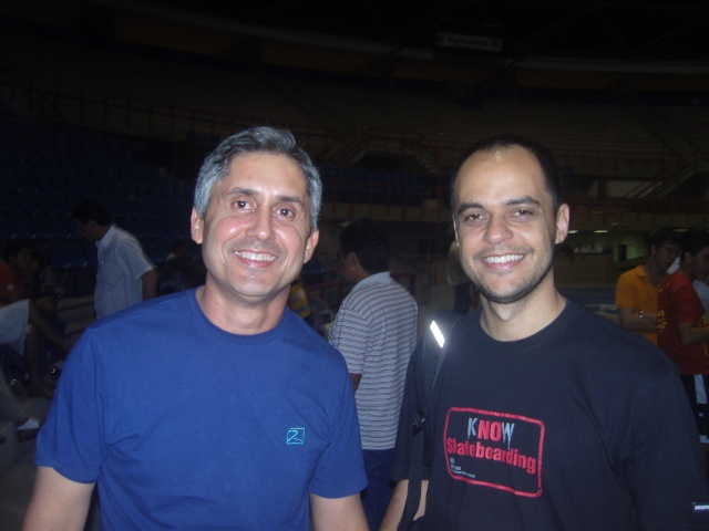 Ginasio Paulo Sarasate  24/06/2009 Snv81025