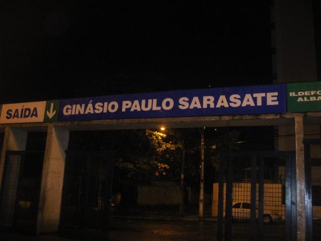 Ginasio Paulo Sarasate  24/06/2009 Snv81043
