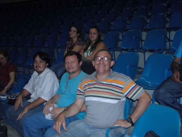 Ginasio Paulo Sarasate  01/07/2009 Snv81226