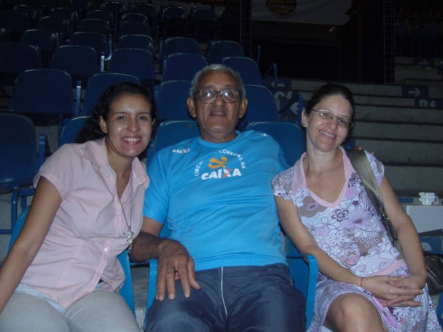 Ginasio Paulo Sarasate  01/07/2009 Snv81227
