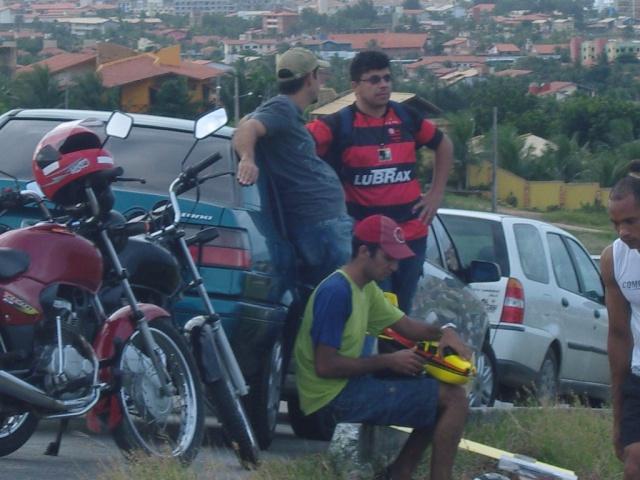Um giro pelo CIM / NOSSO CAMPO / PORTO DAS DUNAS Snv81253