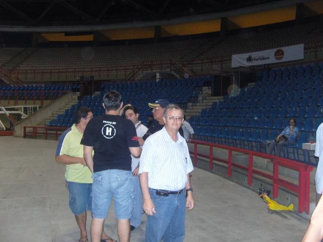 Ginasio Paulo Sarasare 07/07/2009 Snv81341