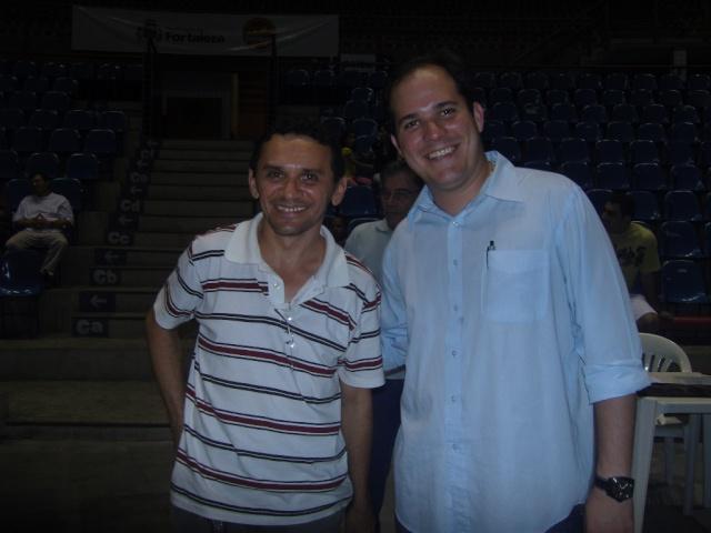 Ginasio Paulo Sarasare 07/07/2009 Snv81351