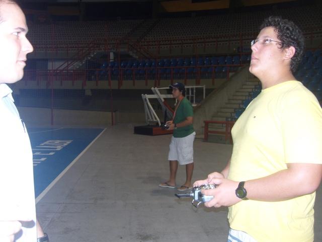 Ginasio Paulo Sarasare 07/07/2009 Snv81352