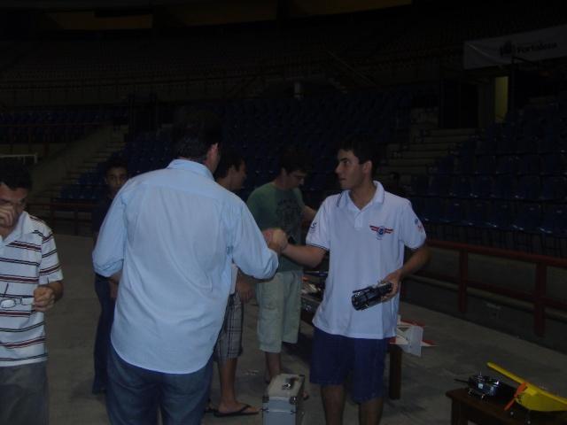 Ginasio Paulo Sarasare 07/07/2009 Snv81354