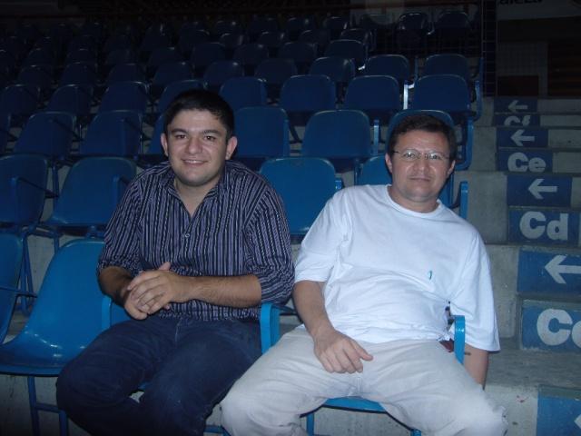 Ginasio Paulo Sarasare 07/07/2009 Snv81355