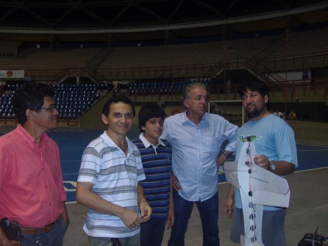 Ginasio Paulo Sarasate 22/07/2009 Snv81463