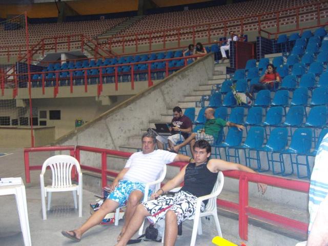 Ginasio Paulo Sarasate 22/07/2009 Snv81464