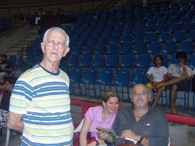 Ginasio Paulo Sarasate 22/07/2009 Snv81465