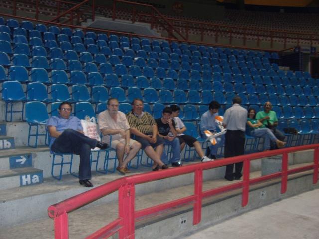 Ginasio Paulo Sarasate 22/07/2009 Snv81467