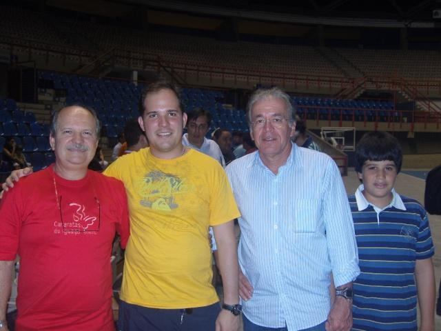 Ginasio Paulo Sarasate 22/07/2009 Snv81468