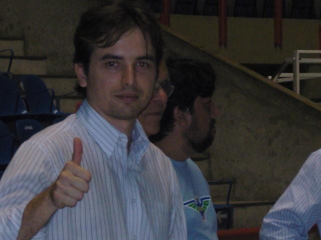 Ginasio Paulo Sarasate 22/07/2009 Snv81474