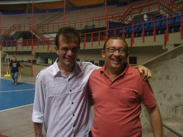 Ginasio Paulo Sarasate 22/07/2009 Snv81510