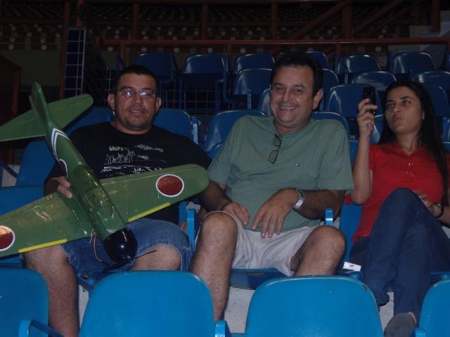Ginasio Paulo Sarasate 22/07/2009 Snv81511