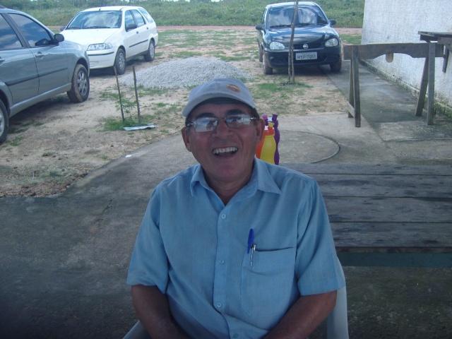 Visita ao nosso campo 25/07/2009 Snv81526