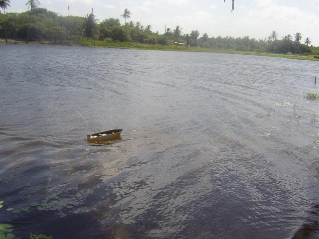 Uma tarde na lagoa da tongaira Tongai11