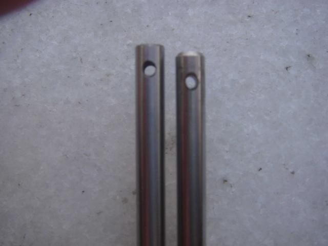 Main shaft do Pro no V2 Trex0010