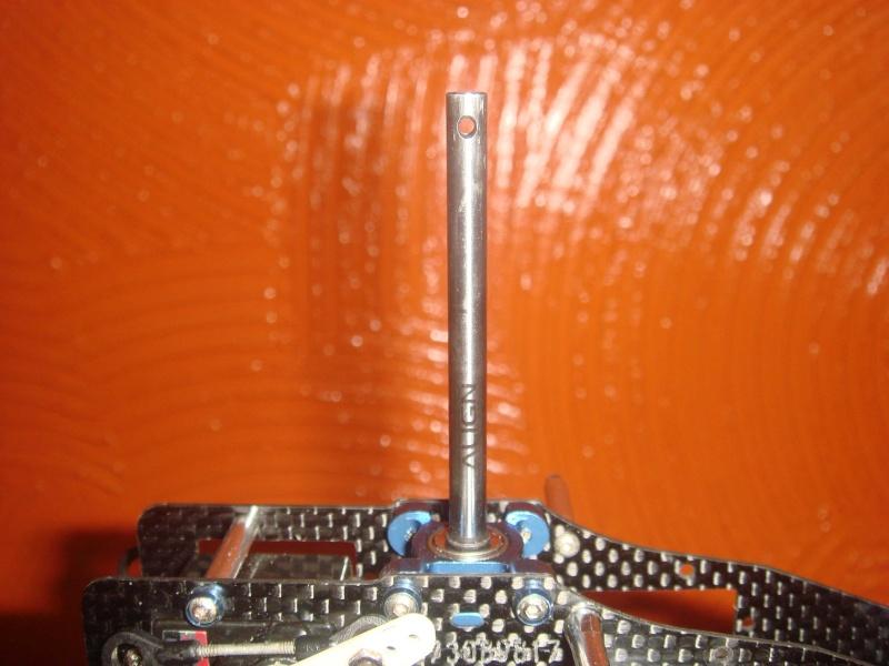 Main shaft do Pro no V2 Trex0011