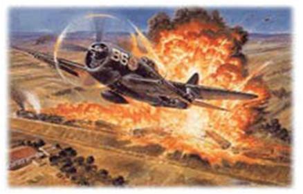 O Ás da Aviação Alemã na Segunda Guerra Mundial que Trabalhou em Natal Tunder10