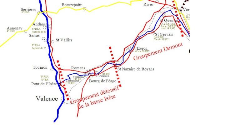 cartographie au jour le jour (provisoire). Drome10