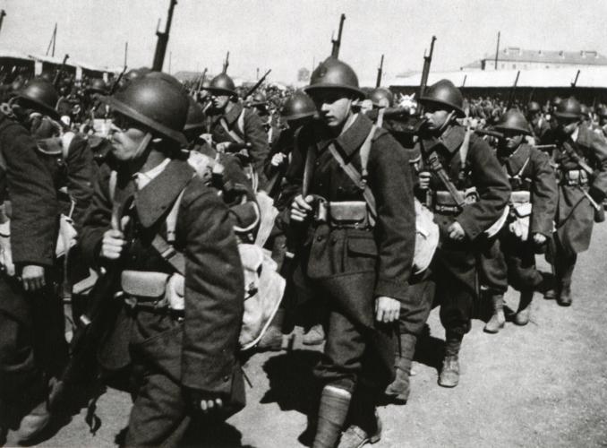 Armée des alpes 1940