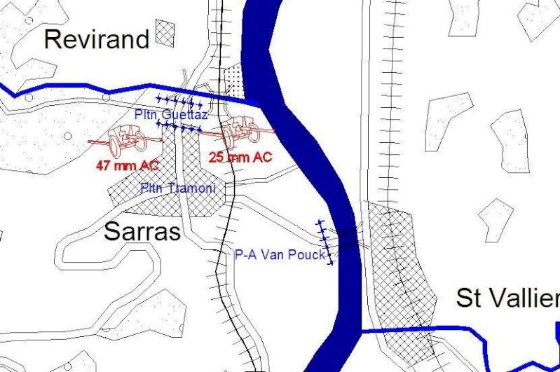 combat de la première brigade de spahis Pa-sar10