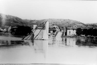 combat de la première brigade de spahis Pont_d10