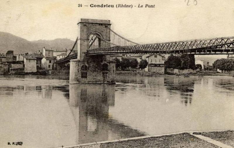 combat de la première brigade de spahis Pont_d11