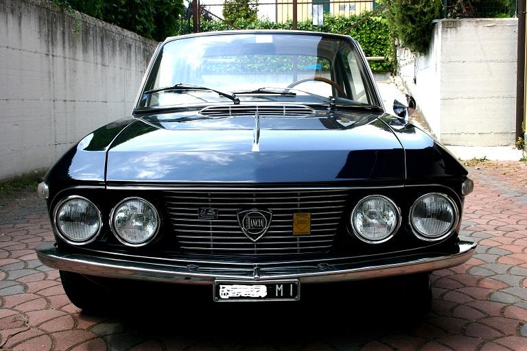 [VENDUTA] Vendo Fulvia Coupe' Rallye S prima serie del 1970 111_1116