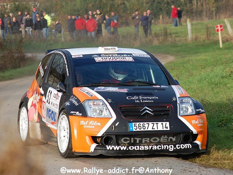 FINALE de la Coupe de France des Rallyes 2009 - Dunkerque - Page 2 Img30716
