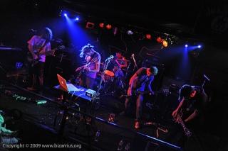 Jeniferever,Afformance,AWL Live @ An Club 18/11/09 _biz0010