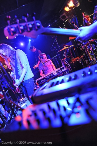 Jeniferever,Afformance,AWL Live @ An Club 18/11/09 _biz0210