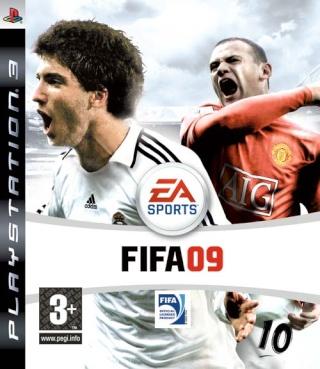 2ª liga FC 2 fifa09 ps3 Fifa0914
