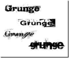 GRUNGE Y ALTER-90's